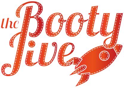 The BootyJive Logo