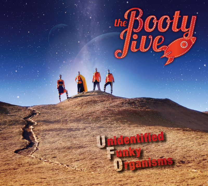 UFO CD Cover